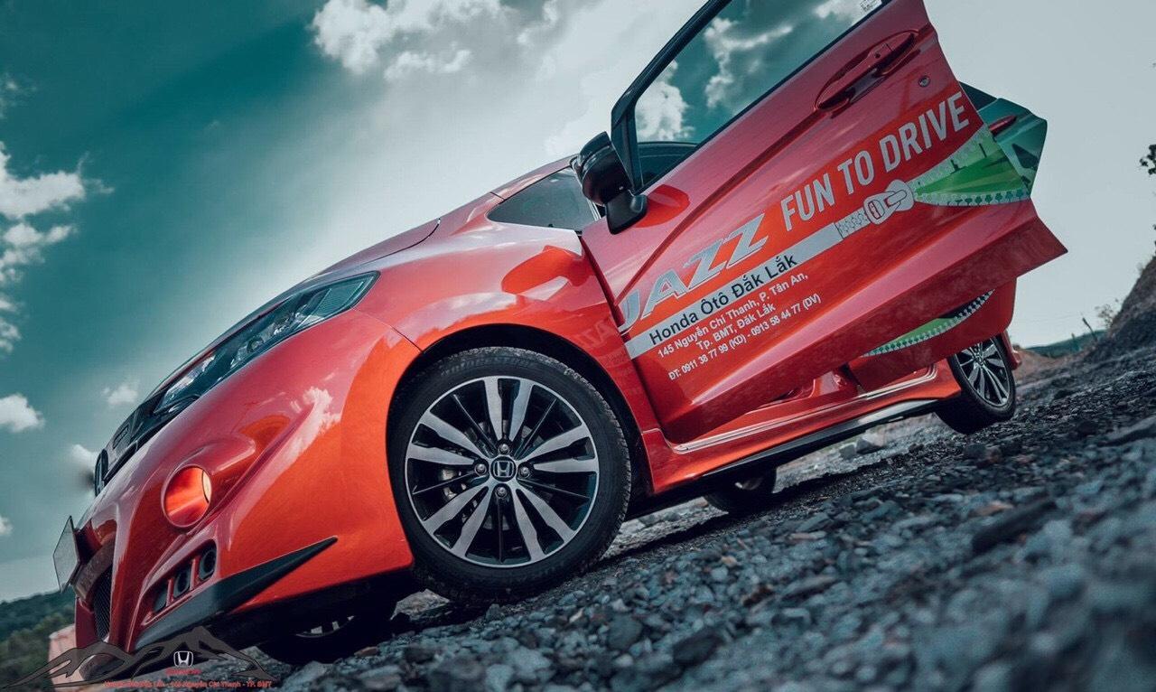 Bảng Giá Xe Honda Tháng 05/2019 - Mr.Châu Tuân 0947.09.2277 HONDA JAZZ