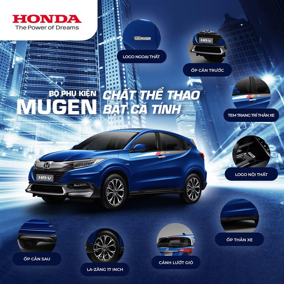 Honda HR-V Mugen - Mr.Châu Tuân 0947.09.2277 HRV Mugen